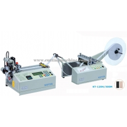 Automatic Elastic Webbing Cutting Machine