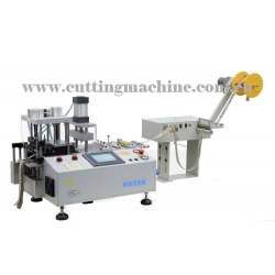 Multi-function Tape Cutting Machine with Hole Punching and Collecting Device