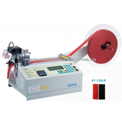 Automatic Velcro Tape Cutting Machine Straight Shape