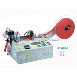 Auto Label Cutter with Sensor Hot and Cold Knife