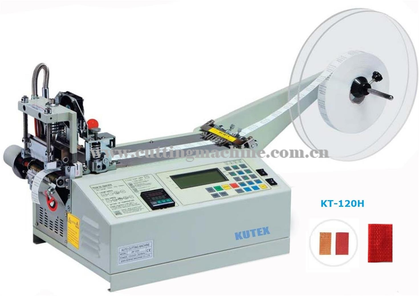 Automatic Webbing Cutter Hot Knife