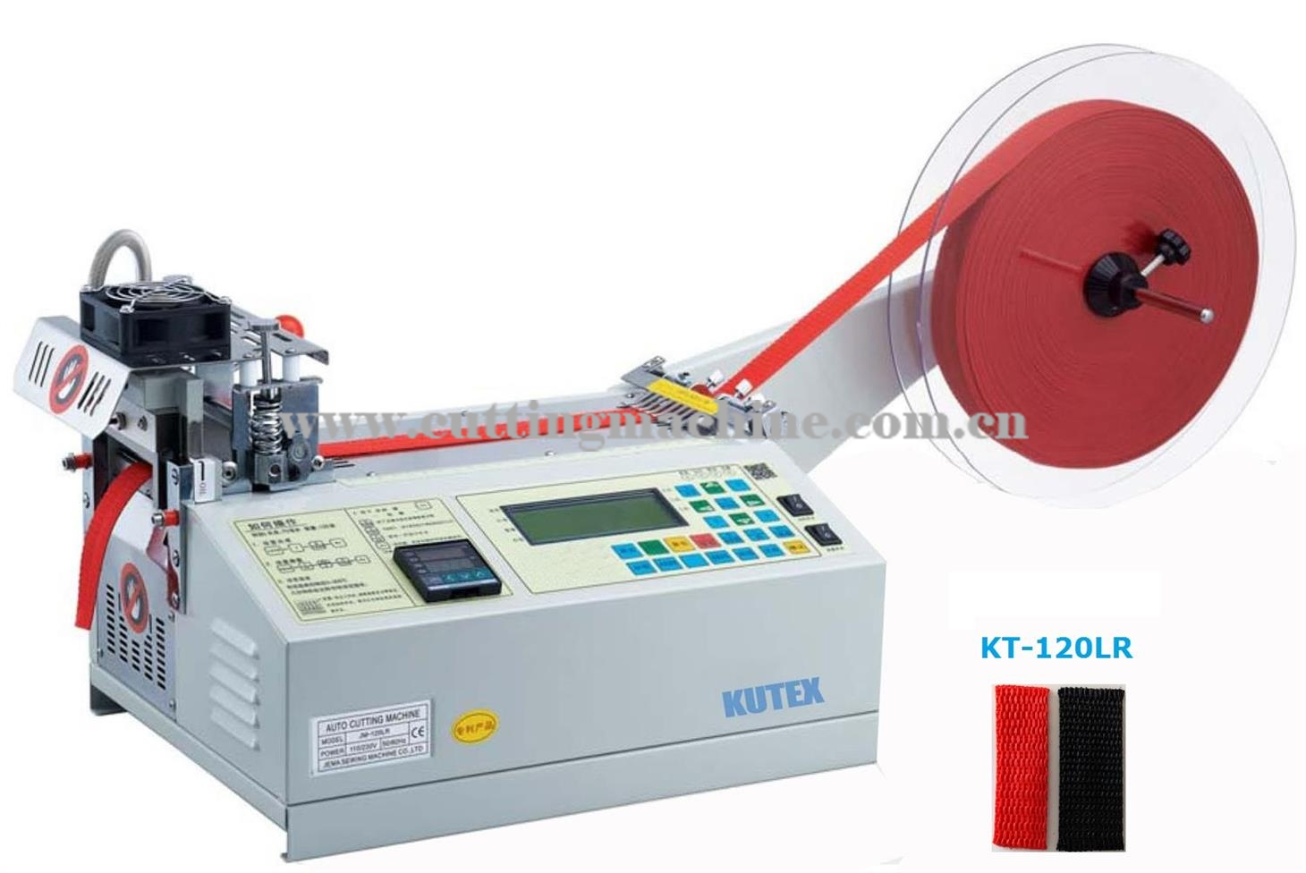 Hot and Cold Knife Automatic Tape Cutter