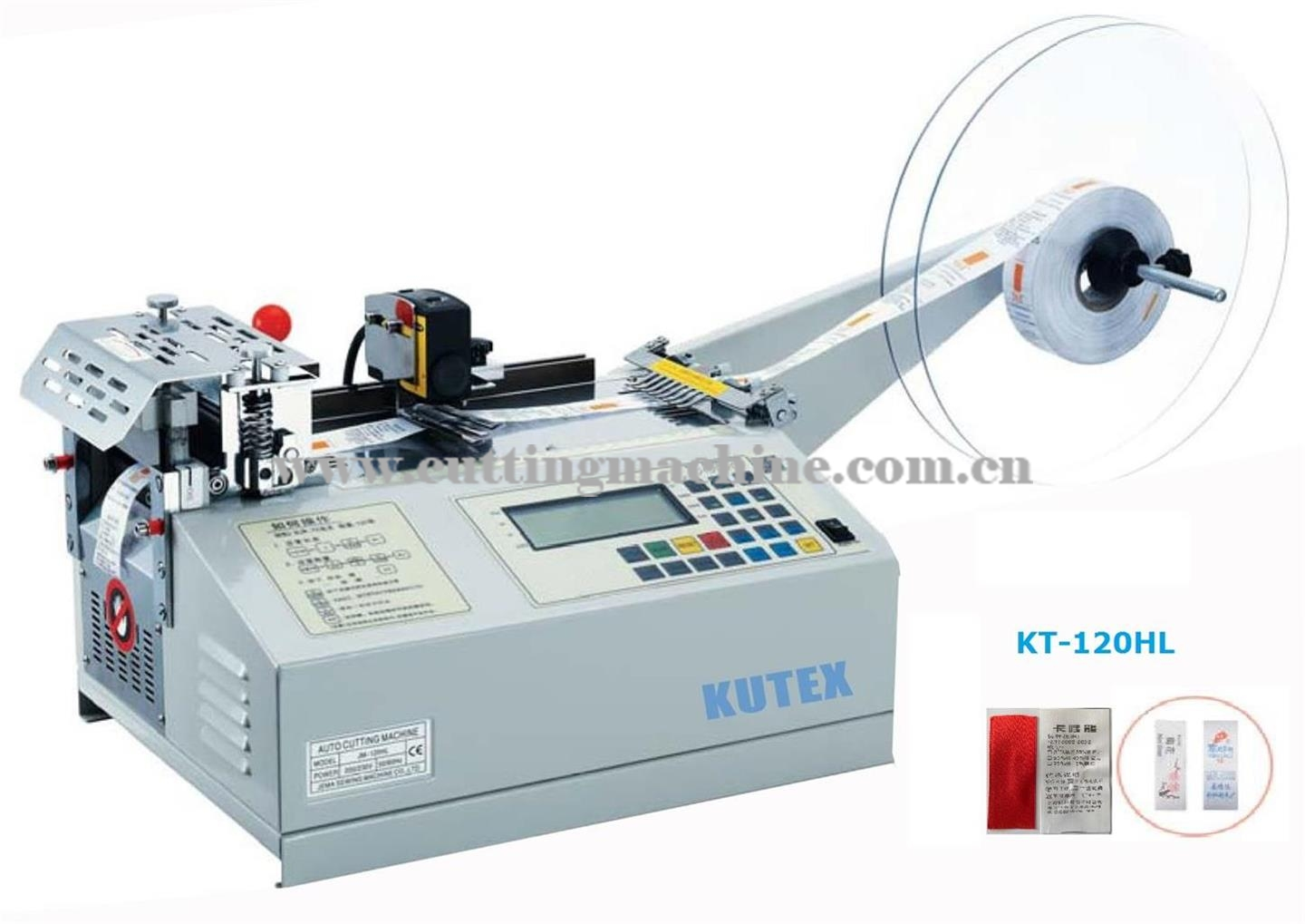 Automatic Label Cutter (Cold Knife with Sensor)