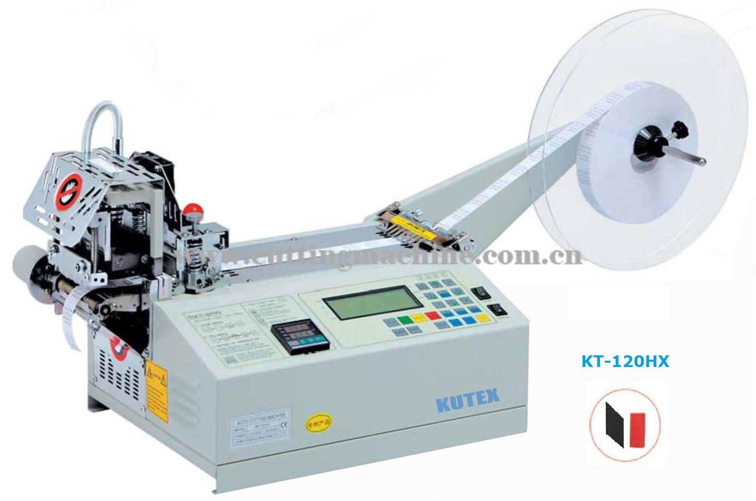 Automatic Satin Ribbon Cutting Machine