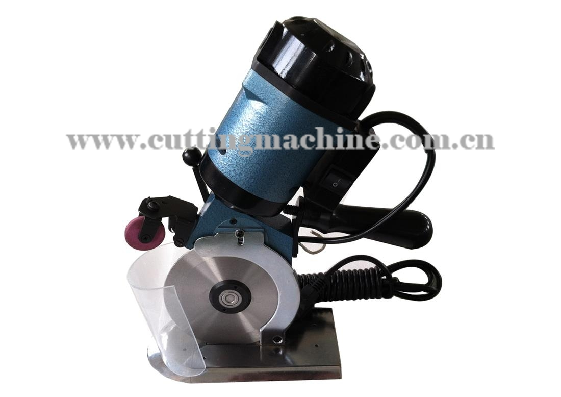 Round Carpet Cutting Machine