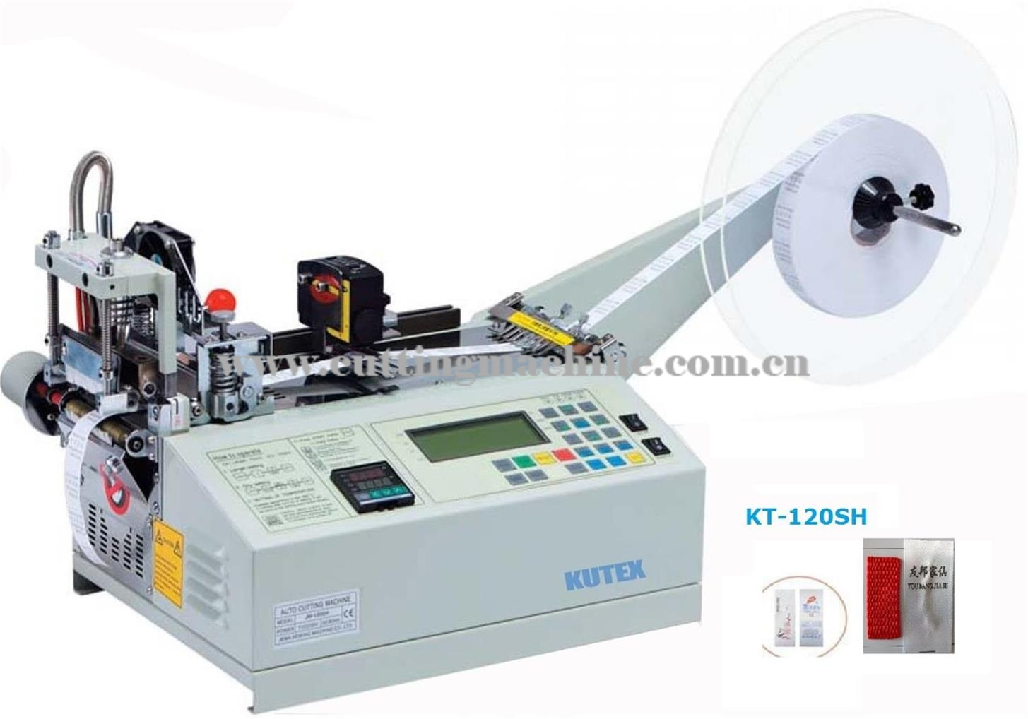 Hot Knife Automatic Label Cutter with Sensor