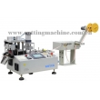 Automatic Rotating Knife Tape Cutting Machine with Punching Hole