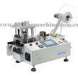 Automatic Hot Knife Label Cutting Machine with Stacker