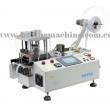 Automatic Printed Satin Label Cutting Machine with Sensor