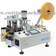 Automatic Ribbon Cutting and Hole Punching Machine